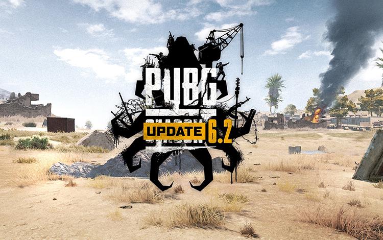 Bản cập nhật PUBG PC 6.2 đã chính thức cập bến Server Test