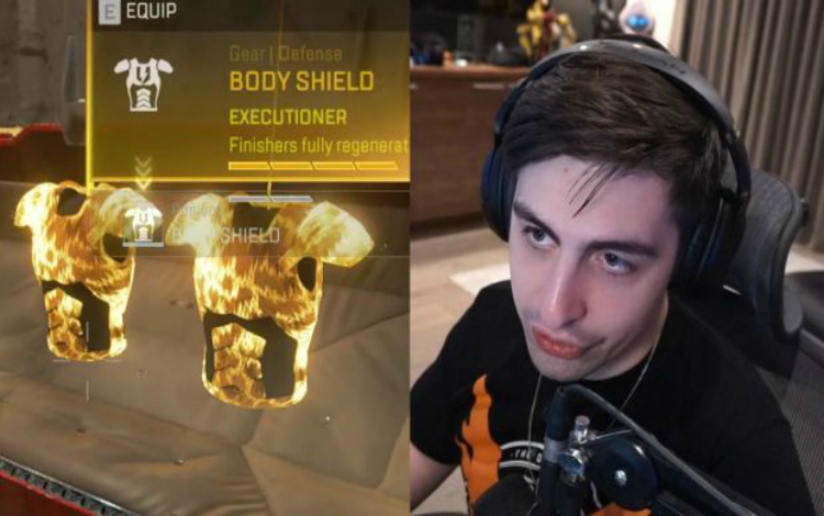 shroud loot apex legends