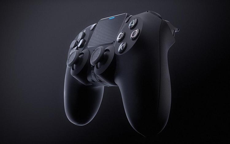Chi tiết về chiếc tay cầm Dualshock thế hệ thứ 5 của Sony