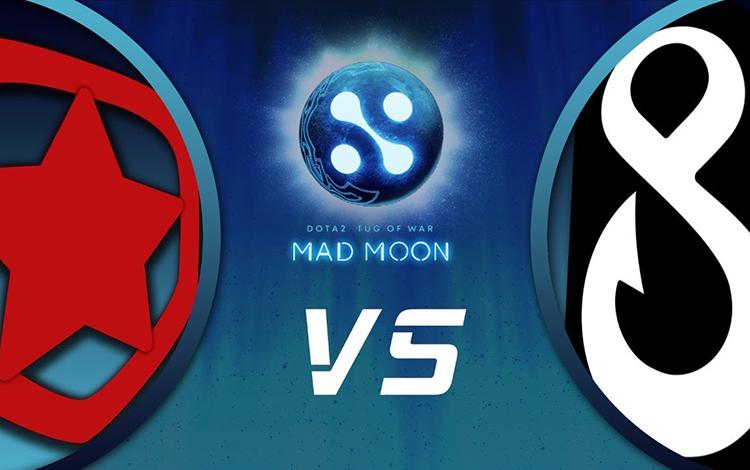 Kết quả bảng A Tug of War: Mad Moon - Khó cho B8