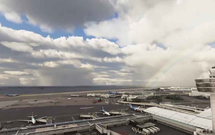 Microsoft Flight Simulator sẽ mô phỏng 37.000 sân bay trên khắp thế giới