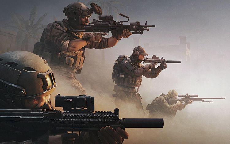 Caliber - tựa game FPS từ nhà phát triển Word of Tanks đã chính thức ra mắt