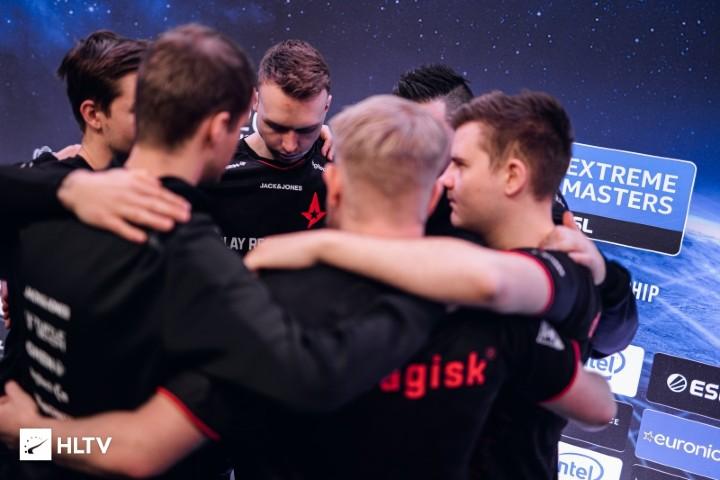 Astralis at Katowice