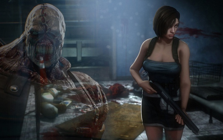 Capcom tung bộ ảnh mới của Resident Evil 3 Remake tuyệt đẹp