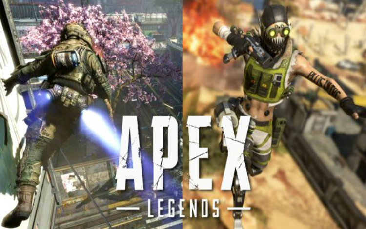 Wall run apex legends