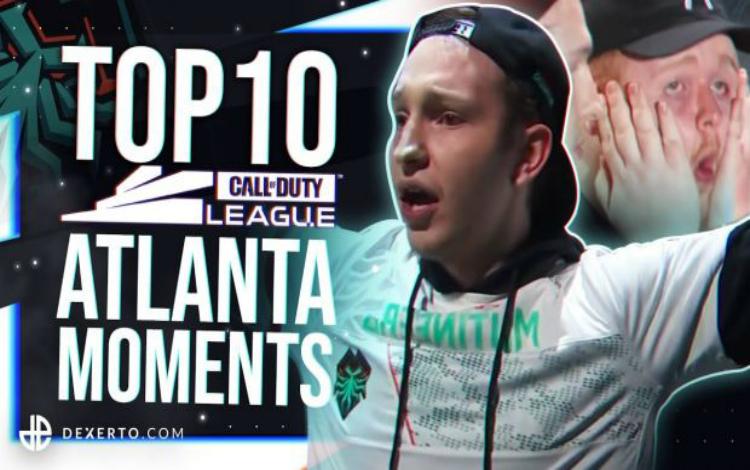 Điểm lại top 10 khoảnh khắc tại giải đấu Call of Duty League Atlanta