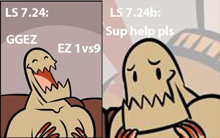 Lifestealer - Nạn nhân xấu số nhất của bản cập nhật 7.24b