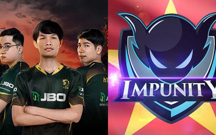 496 Gaming và Impunity đứng trước cơ hội góp mặt tại ESL SEA Championship