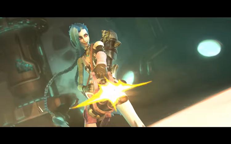 Những teaser ra mắt tướng ấn tượng nhất mà Riot Games đã phát hành #2