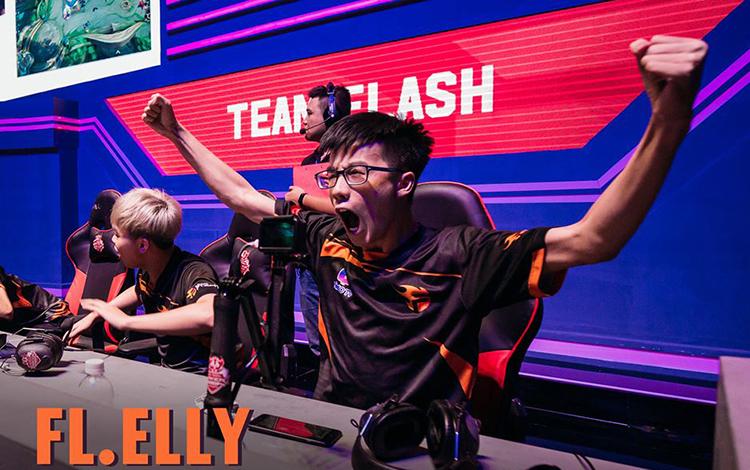 Vùi dập HTVC IGP, Team Flash chứng minh họ vẫn là nhà vô địch