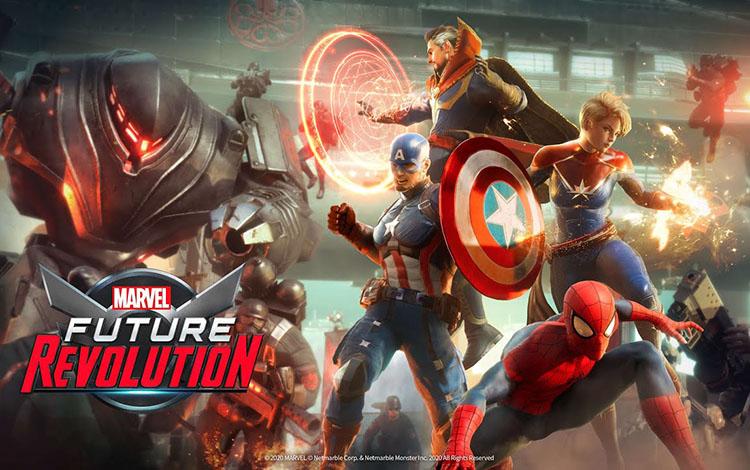 Marvel công bố tựa game nhập vai siêu anh hùng thế giới mở dành cho điện thoại di động