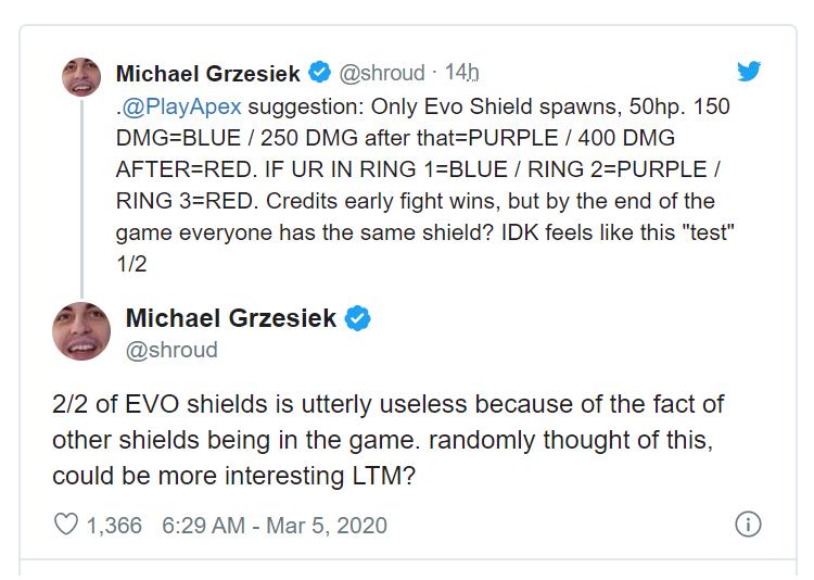shroud tweet
