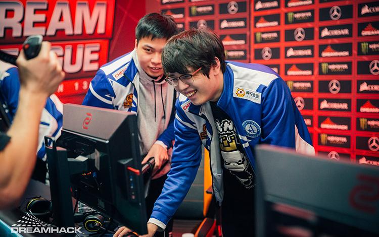 Kết quả vòng playoff Kiev Minor: Bản lĩnh của người Trung Quốc