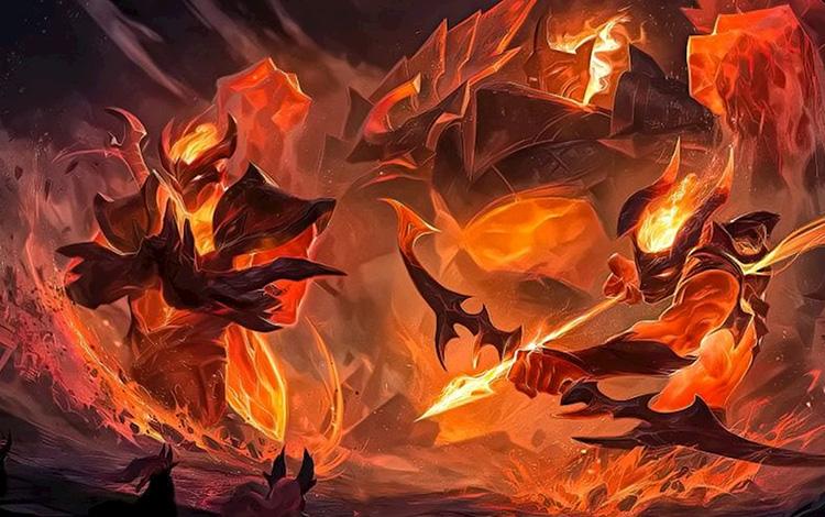 Cẩm nang Đấu Trường Chân Lý phiên bản 10.5: Đốt cháy toàn bản đồ với 6 tướng Lửa