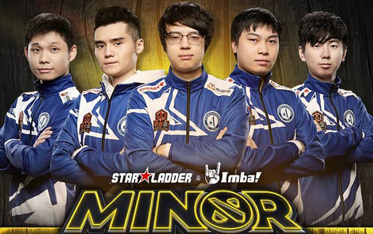 Aster lên ngôi vô địch tại Kiev Minor: Dota 2 Trung Quốc khẳng định sức mạnh