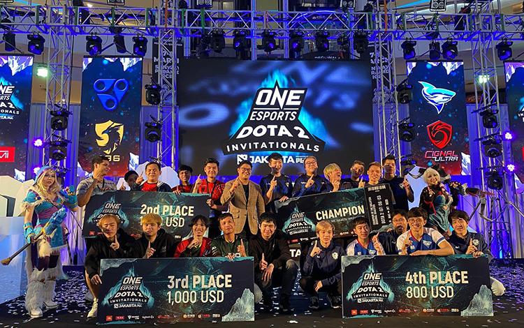 Quật ngã Cignal Ultra, Reality Rift là đội đầu tiên có mặt tại ONE Esports World Pro Invitational Jakarta