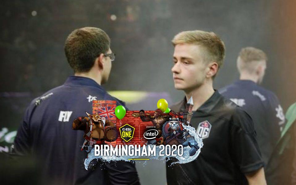 Trong nỗi nhớ n0tail, Fly cùng EG nhận lời tham dự ESL One Birmingham