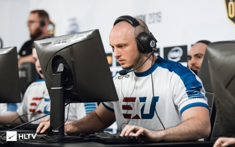 eUnited tuyên bố giải tán lineup CS:GO