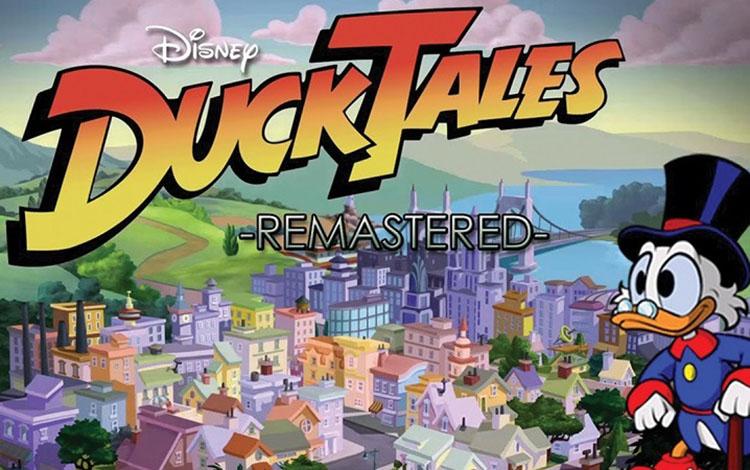 Sau hơn 1 năm mất tích, DuckTales: Remastered bất ngờ trở lại