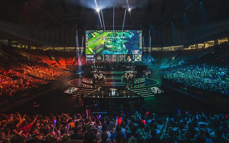 Thêm 1 kỳ đại hội thể thao chính thức đưa bộ môn eSports vào thi đấu