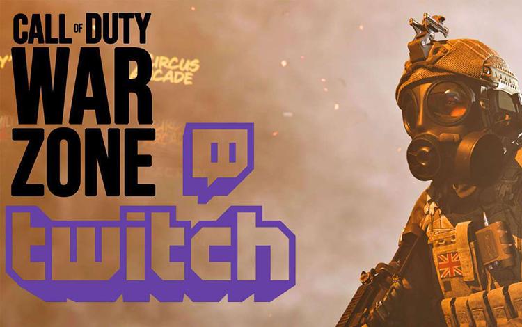 Call of Duty: Warzone trên đà trở thành hiện tượng số 1 Twitch