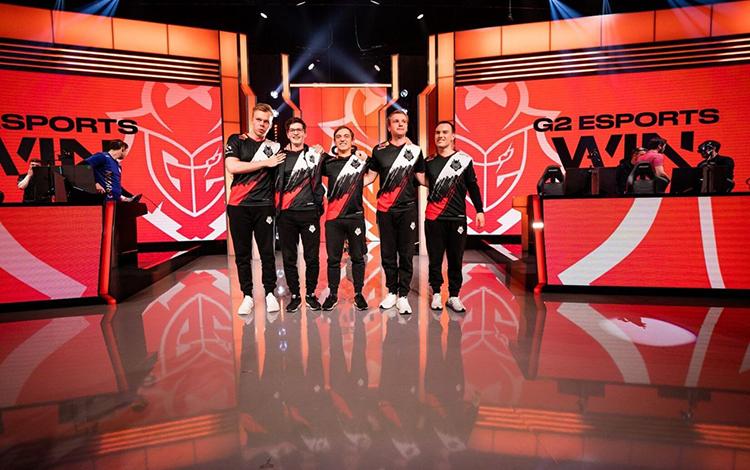 Nhìn lại tuần 7 LEC Mùa Xuân 2020 - Sự trở lại của nhà vua G2 Esports