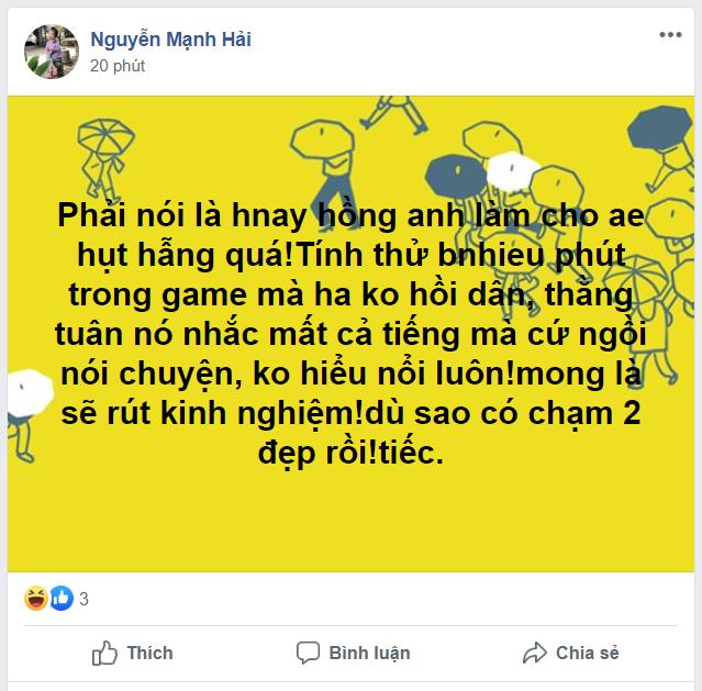 su - that - vong - cua - nguoi - ham - mo - sau - tinh - huong - bat - can - cua - hong - anh