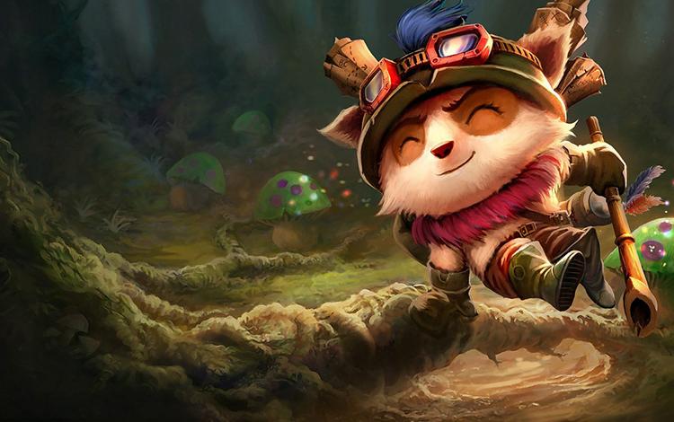 Riot Games đang hướng tới các pháp sư đi rừng ở phiên bản 10.6?