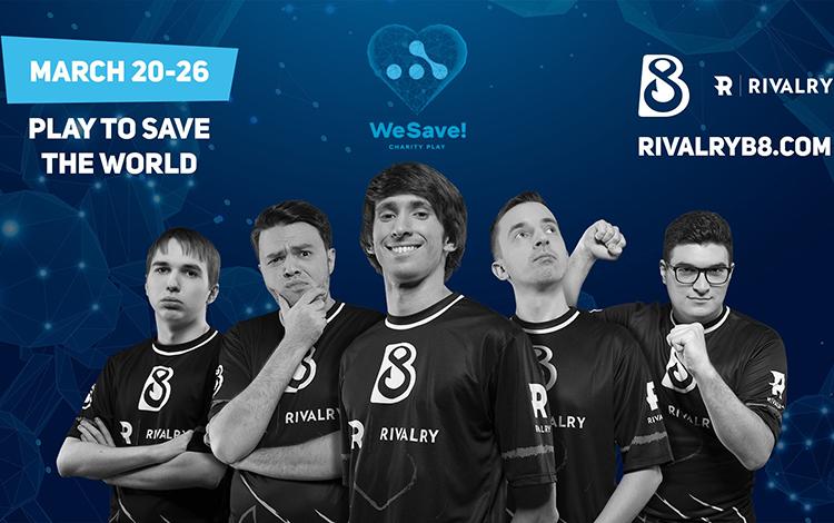 """NaVi tái ngộ với """"cố nhân"""" tại WeSave! Charity Play"""