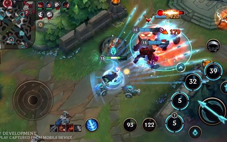 Riot Games tung tiếp thông tin về Liên Minh Huyền Thoại: Tốc Chiến khiến game thủ sốt sắng