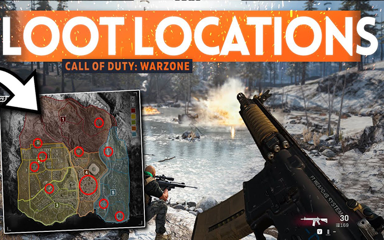Những địa điểm bung dù tốt nhất cho game thủ Call of Duty: Warzone trong Verdansk