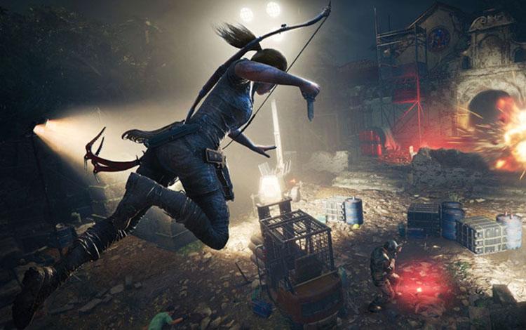Square Enix miễn phí Tomb Raider ngay trong mùa COVID-19