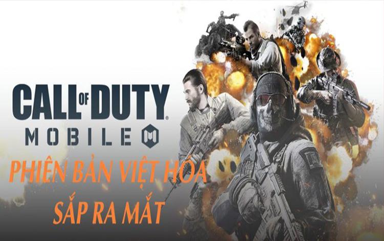 Game thủ Việt quan tâm điều gì trước khi thực chiến Call of Duty: Mobile Việt Nam?