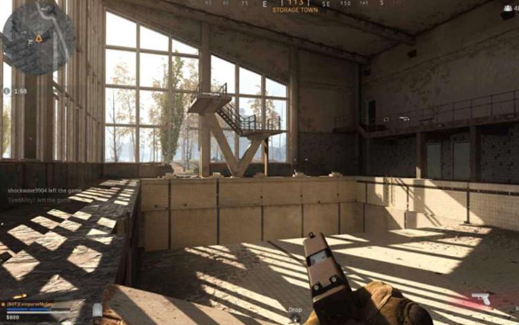 Địa điểm được lấy cảm hứng từ ngoài đời thật trong Call of Duty: Warzone