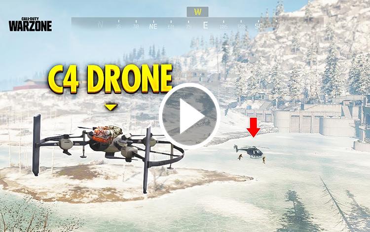 Những tình huống không tưởng trong Call of Duty: Warzone