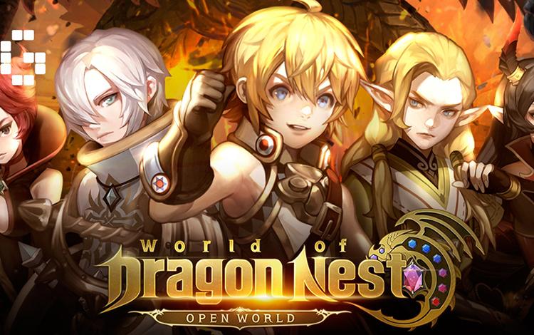 Tựa game MMORPG Dragon Nest chính thức bước sang tuổi thứ 8