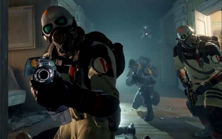Xuất hiện phiên bản Half-Life: Alyx non-vr, không thực sự đáng chờ đợi