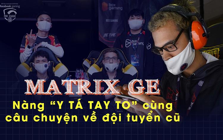 Matrix G.E -