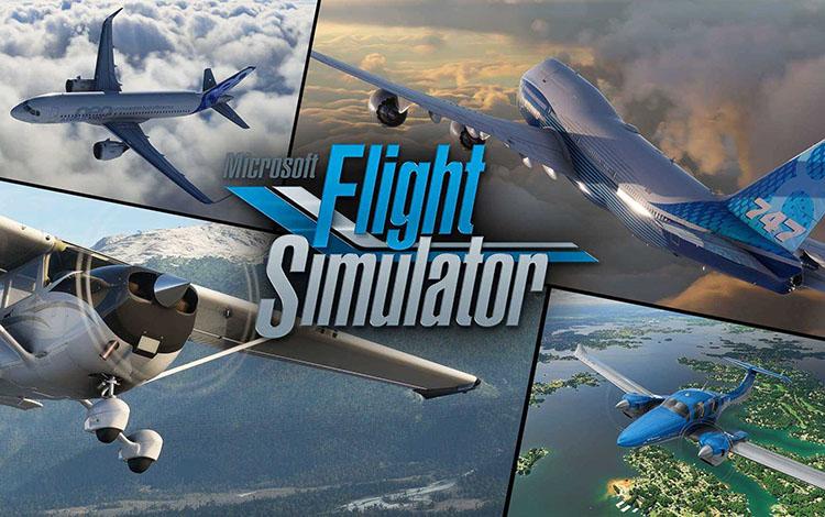 Microsoft công bố chế độ chơi mạng của Flight Simulator