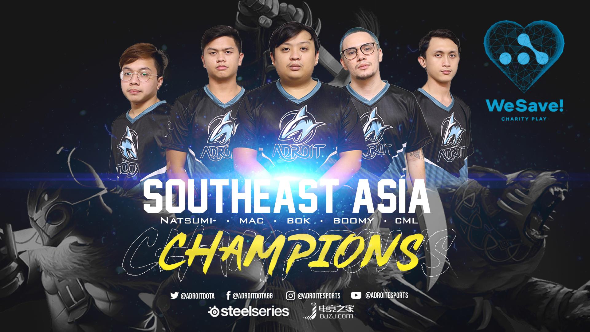 api cdn.gametv.vn c2965e6e3a4e96c1d3609f00b07a94b0 - ESL One Los Angeles khu vực Đông Nam Á: Sức mạnh của đương kim vô địch SEA Games