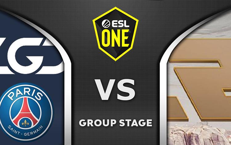 ESL One Los Angeles: PSG.LGD vs RNG - Giải mã hiện tượng