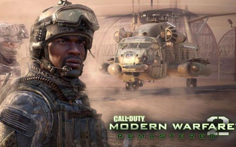 Xuất hiện đoạn trailer giới thiệu Modern Warface 2 Remastered