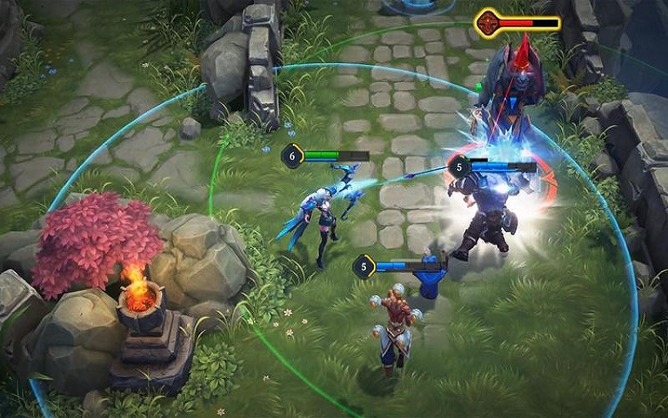 Wukong AI cái tên có thể đánh bại các game thủ Liên Quân Mobile chuyên nghiệp?