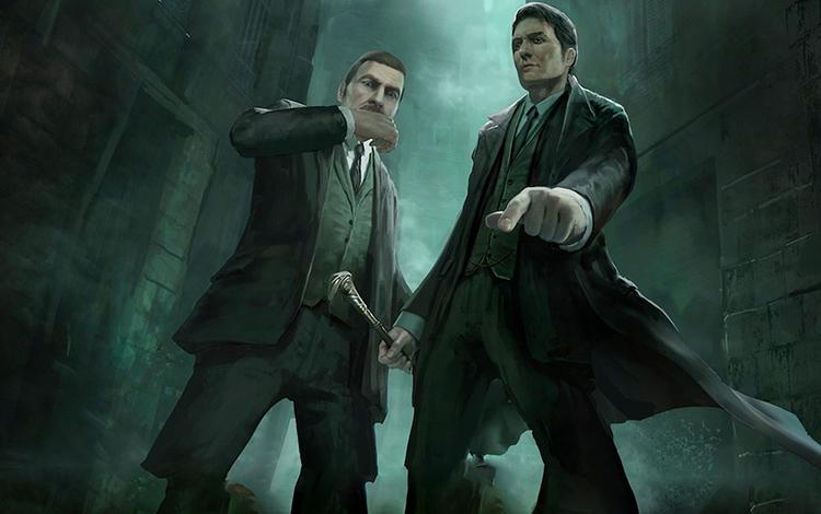 Epic Games Store miễn phí siêu phẩm Sherlock Holmes đình đám 1 thời