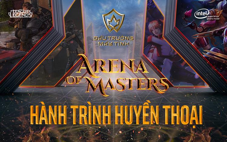 Arena of Masters 2020: Hành Trình Huyền Thoại - Ngai vàng gọi tên GEARVN và Cerberus Academy