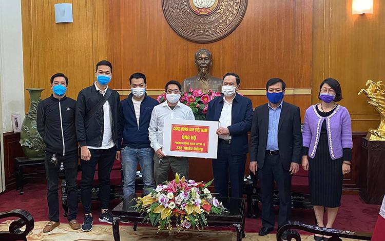 Không chỉ thể thao truyền thống, cộng đồng AoE Việt cùng chung tay giúp sức đẩy lùi COVID-19