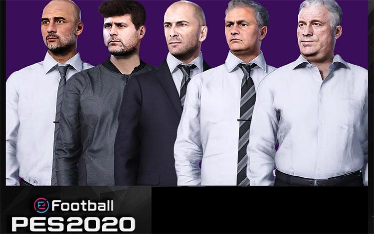 Trở thành Jose Mourinho với những sơ đồ đội hình mạnh nhất PES 2020 #2