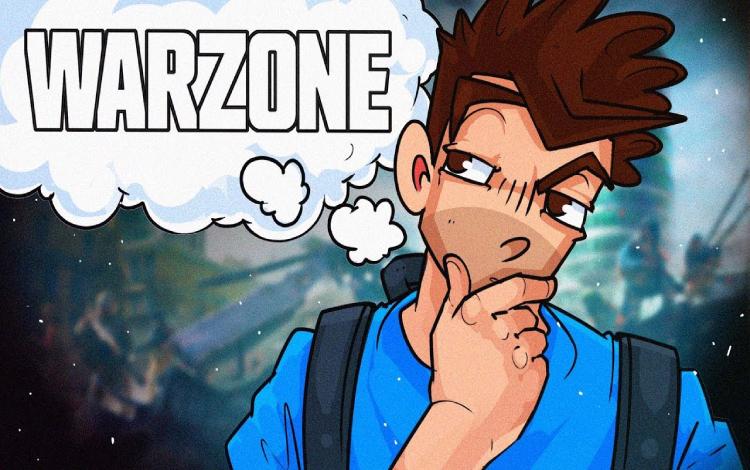shroud giải thích về lý do có thể khiến anh ngừng chơi Call of Duty Warzone