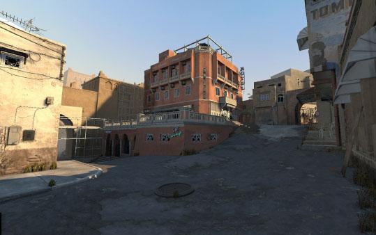 Bản đồ Dust 2 của CS:GO khi lên Source 2 sẽ trông như thế nào?