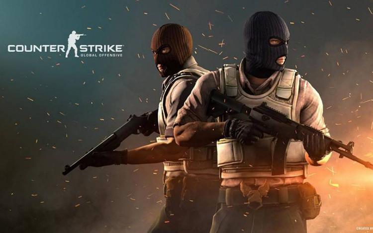 Vượt mặt Dota 2, CS:GO trở thành game có số lượng người chơi đông nhất trên Steam